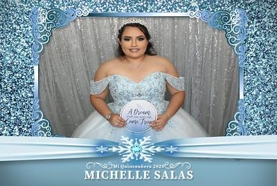 20200704 Michelle Salas Quinceañera