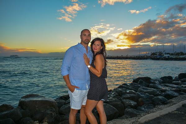 Joe & Tina Spiteri  Portraits - 8-18-16