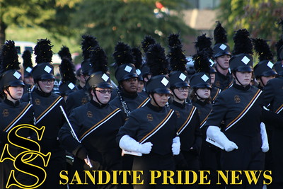2017 Homecoming Parade