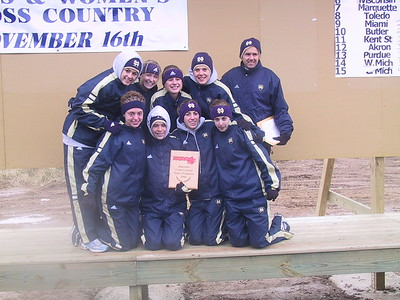 2002 NCAA Division 1 Great Lakes Regional XC