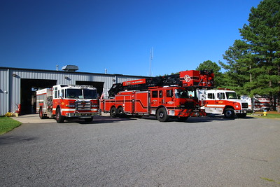 North Carolina Fire Departments