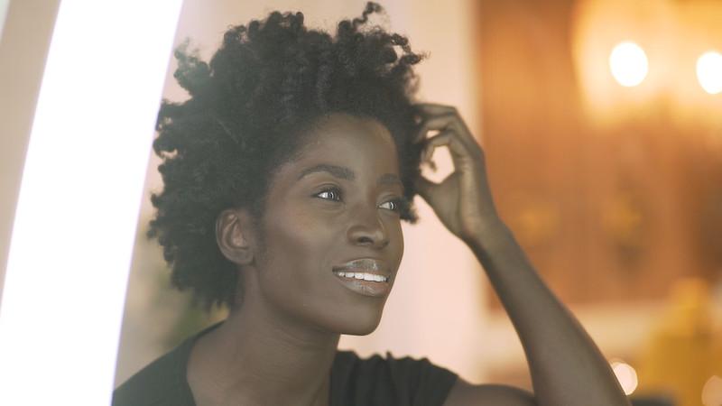 SHEA MOISTURE Hair Tutorial