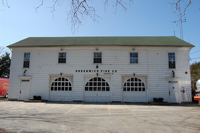 Cumberland County Firehouses