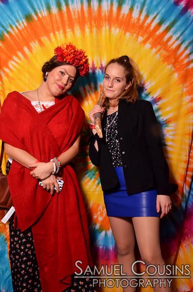 Space Gallery: Halloween 2014 Photobooth