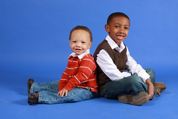 Caleb & Silas