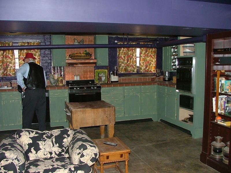 1848 basement kitchen