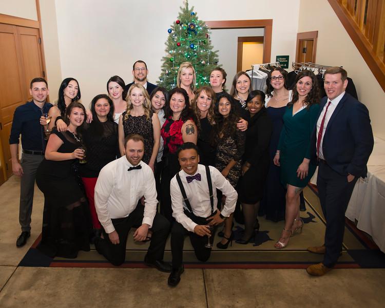 Dermatology Holiday Party 2018