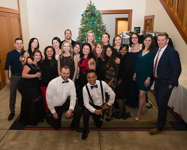 Dermatology Holiday Party 2018