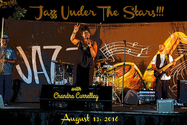 2016 Jazz Under the Stars