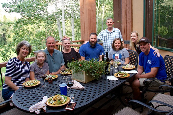 Family Dinner & Game Night 29Jul17