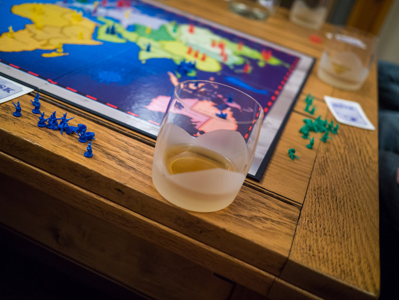 Whisky and risk