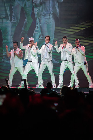 NKOTB @ Enterprise Center
