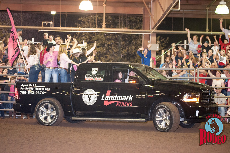 Athens Great Southland Stampede Rodeo
