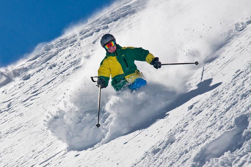 Mammoth Ski Trip (2010-03-11)