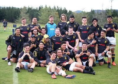 30 September Welington U19s (33) v Auckland U19s (24)
