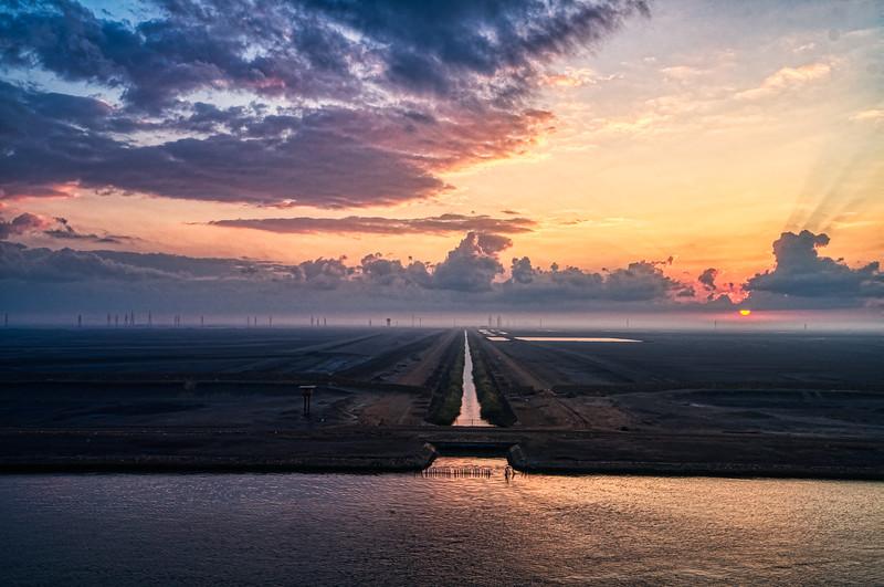 Sinai Sunset