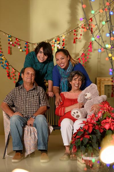 Valentina y Familia