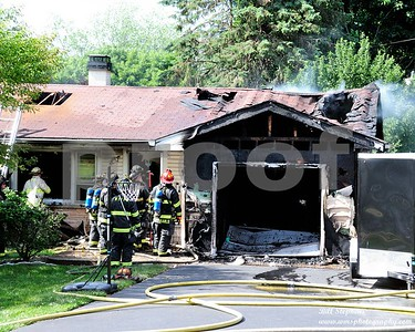 HOUSE FIRE 3706 TIMOTHY LN MCHENRY IL