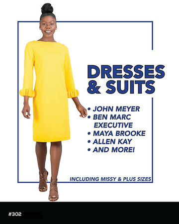 Dresses & Suits Spring 2020