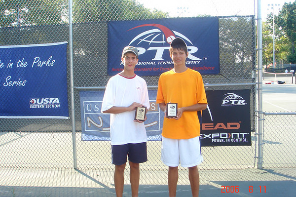 Tournament Team Victories 2006