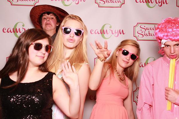 Camryn Sweet Sixteen