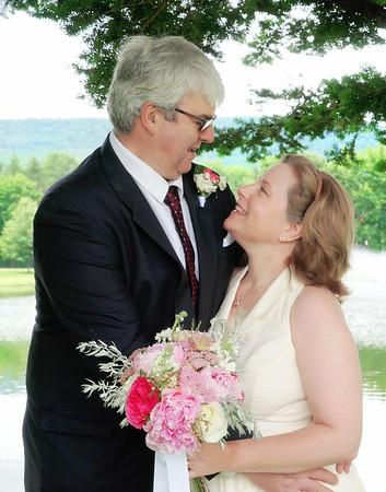 Jennifer and Brian Walsh Wedding