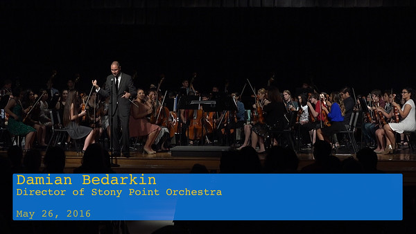 Stony Point Orchestra Final Concert