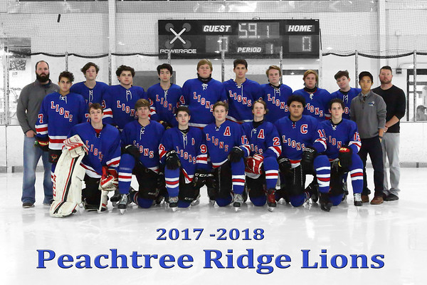 Team Pictures 2017-2018