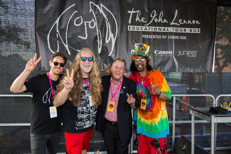 2017_10_07, Block Party, Bootsy Collins, Canon, Daniel Dromm, Jackson Heights, Juniper, Matt Reich, NY