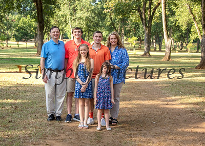 McGough Family 2019