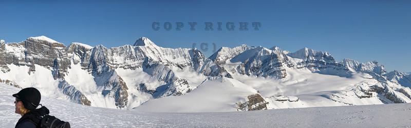 Campbell Glacier 2012