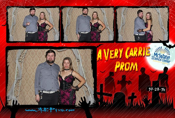 McWane A Very Carrie Prom 2014