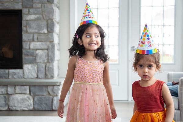 Avyaan's 2nd Birthday