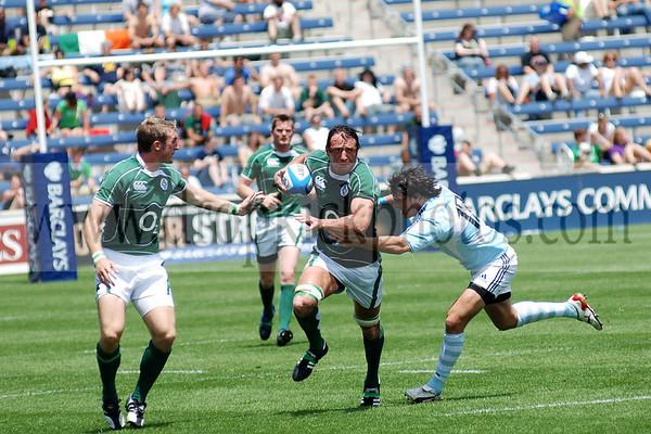 Ireland A vs Argentina A