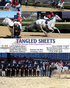 TANGLED SHEETS - 2/28/2013
