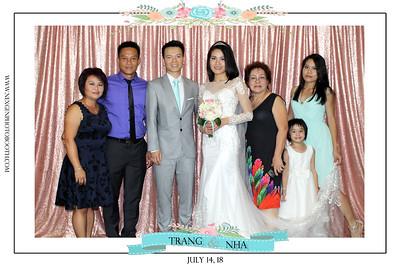 Trang & Nha 's Wedding 7/14/18