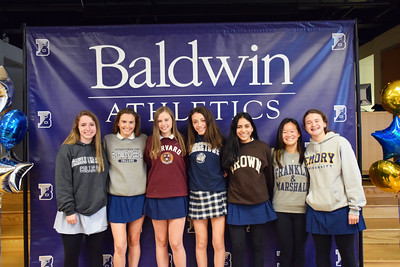 2018 Spring Commitment Signing Ceremony
