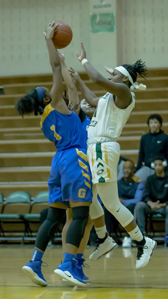 20190204 Varsity Girls Basketball Gaithersburg at Seneca Valley