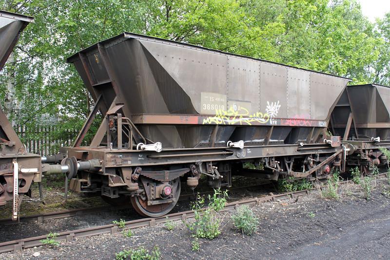 HDA 368019 Worksop Yard, 08/05/11.