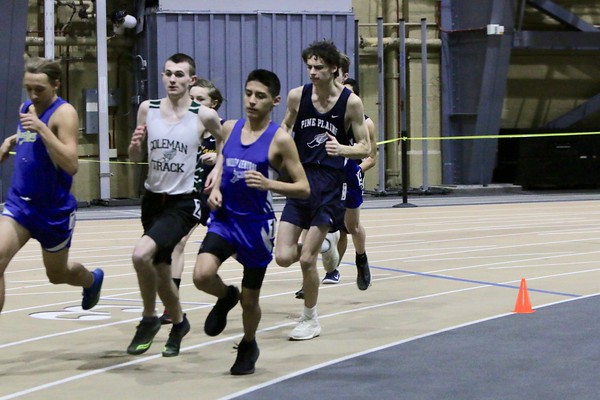 Indoor Division Track Championships 1-25-19