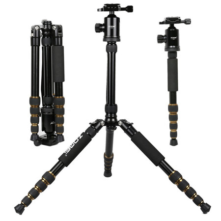 Best Travel Tripods - ZOMEi Z669C