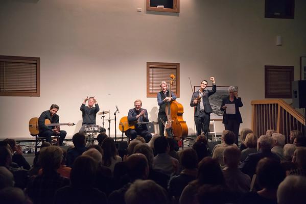 01-22-15: BGnB John Jorgenson Quintet