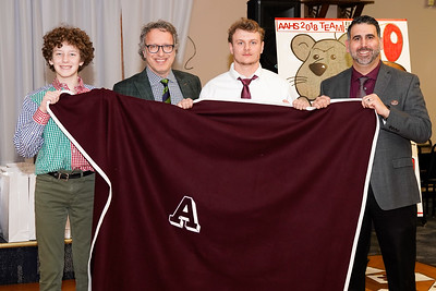 Altoona Football Banquet 1-6-19