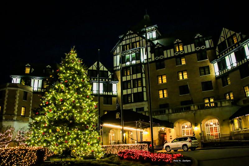 Hotel Roanoke Christmas