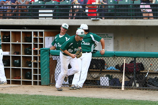 vs. Vienna River Dogs, 7/10/15, Game