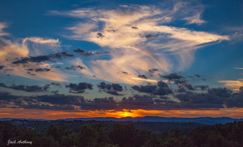Southern Blue Ridge Mountains