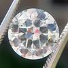 2.77ct Transitional Cut Diamond GIA K VS1 9
