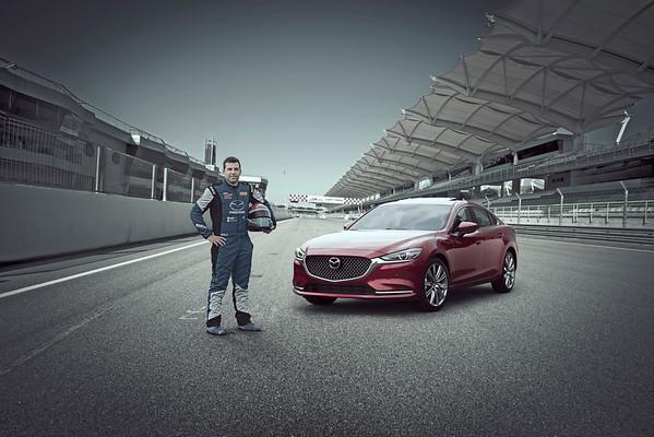 Mazda6 Fotos Bryan retoucher