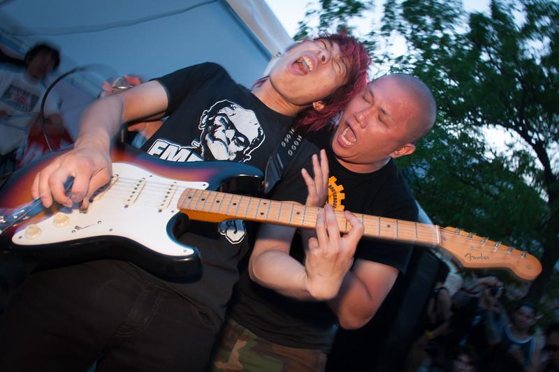 Punk Island (Make Music NYC)
