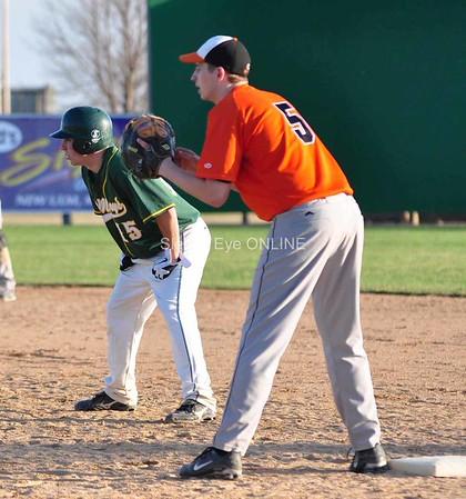 20110412 St. Mary's vs Sleepy Eye Baseball